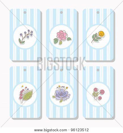 Tags, Labels, Flowers, Plants...