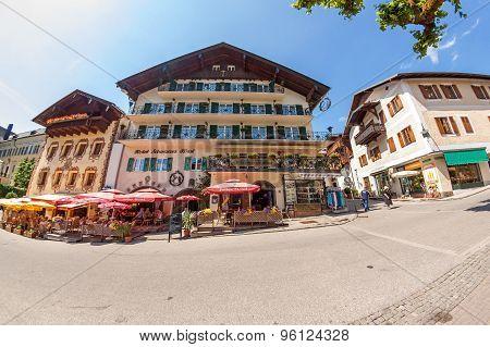 Hotel Schwarzes Roessl, Wolfgangsee