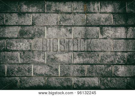 grunge stone wall.
