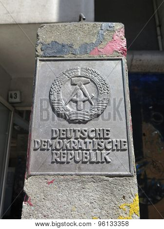 Checkpoint Charlie Leftover
