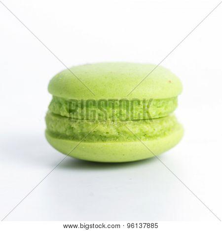 Green Macaroon