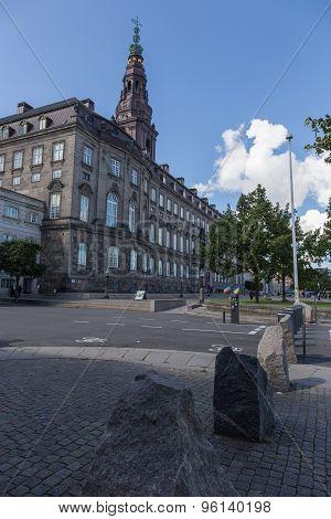 Christians Borg Kopenhagen