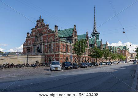 Stock Exchange Street