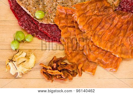 Dried Fruit And Fruit Cakes
