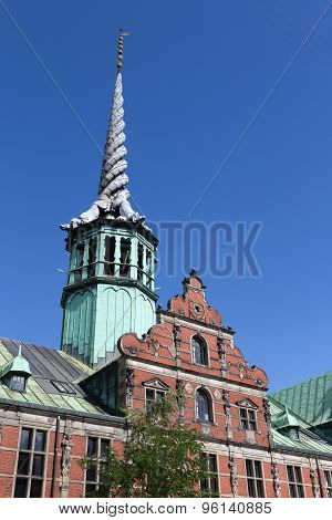Stockexchange Tower
