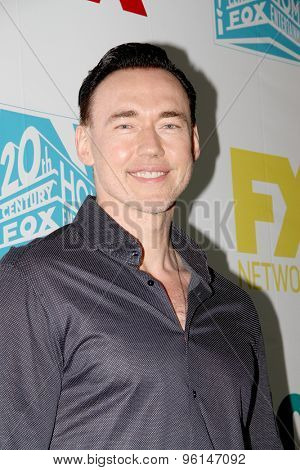 SAN DIEGO, CA - JULY 10: Kevin Durand arrives at the 20th Century Fox/FX Comic Con party at the Andez hotel on July 10, 2015 in San Diego, CA.