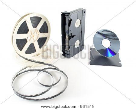 Films Format Vhs Dvd
