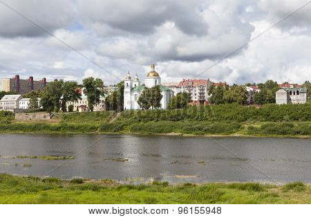 Polotsk. Epiphany Cathedral.