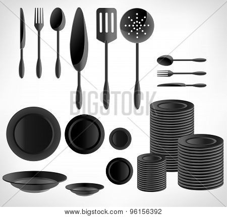 Kitchenware set