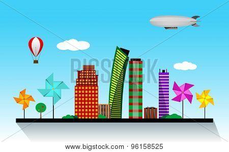 eco-city day