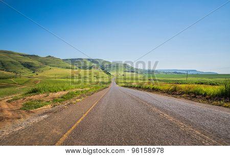 Road To Drakensberg