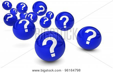 Question Mark Symbol Questioning Concept