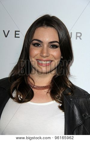 SAN DIEGO - JUL 16:  Sophie Simmons at the 9th Annual Celebrity Bowl for Charity at the Lucky Strike on July 16, 2015 in Los Angeles, CA