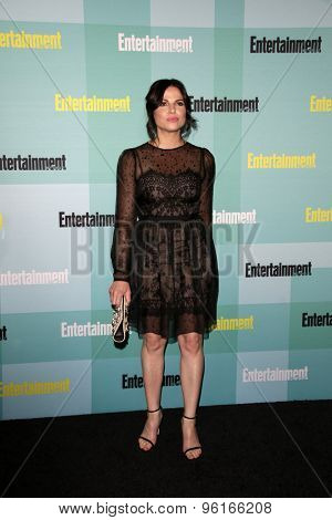 SAN DIEGO - JUL 11:  Lana Parrilla at the Entertainment Weekly's Annual Comic-Con Party at the FLOAT at The Hard Rock Hotel  on July 11, 2015 in San Diego, CA
