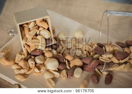 Fresh Roasted Cocktail Nuts