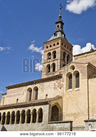 Segovia Church Of San Martin