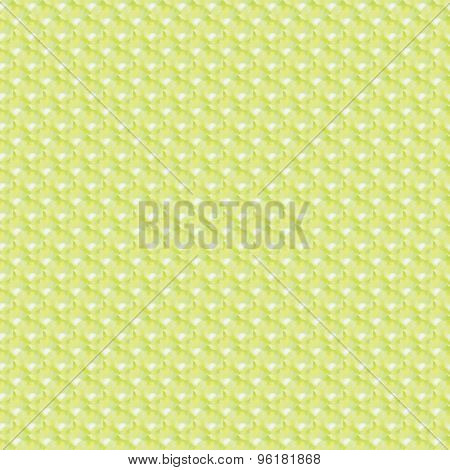 Yellow vector abstract background. Seamless pattern.