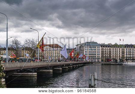 View Of Geneva, Switzerland
