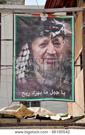 Yasser Arafat posters