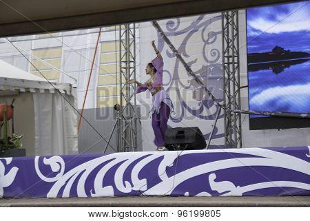 Performer Of East Dances