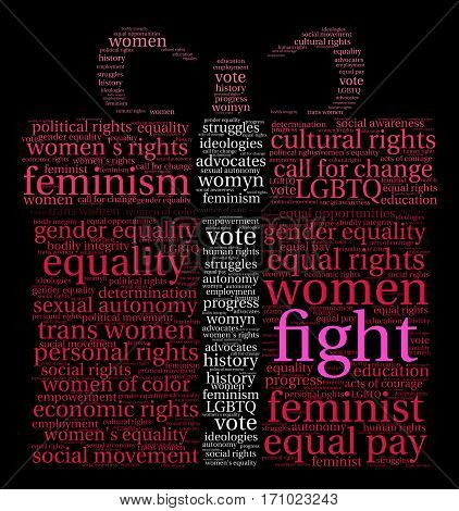 a history of the fight for the rights of women