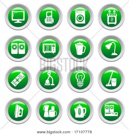 Home equipment icon