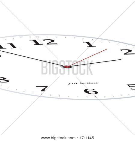Clock Slant