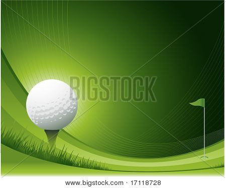 Golf background