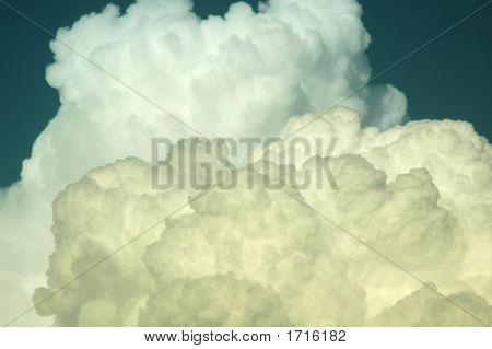 Towering Cumulous