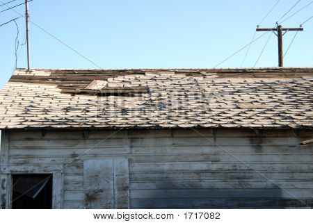 Roof In Disrepair