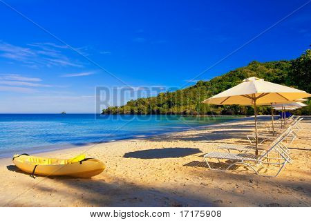 Sunny Beach Vacation Destination