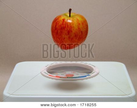 Weightless Apple #4