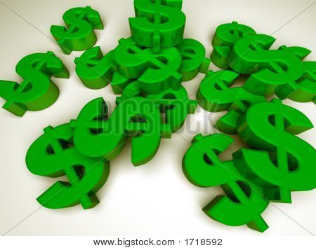 Green Money (3D)
