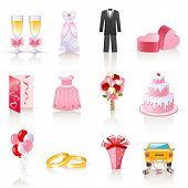 foto of tumbler  - wedding icons - JPG