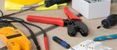 Wire Stripper And Other Electrical Equipment poster