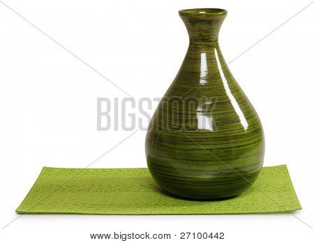 Decoration objects. Isolated