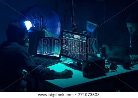 Hackers breaking server using multiple