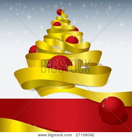 Christmas Design (also available vector version of this image in our gallery)