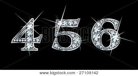 Diamante 4, 5, 6