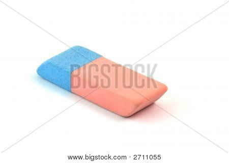 Eraser Isolated