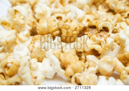 Pop-Corn Background