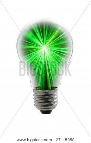 bulb sparkle