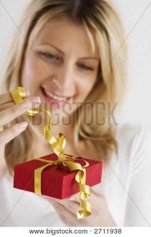 Opening Present