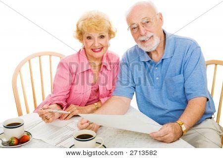 Voting - Seniors & Absentee Ballots