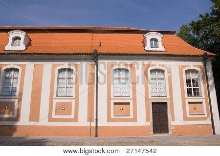 czech historical town Cesky Krumlov enlisted in UNESCO