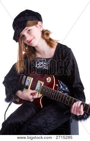 Preteen Rocker