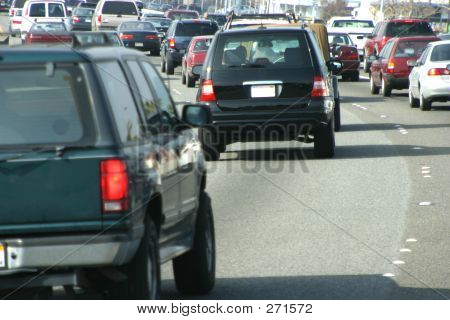 Automobile Traffic #2