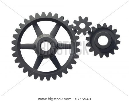 Three Cogwheels