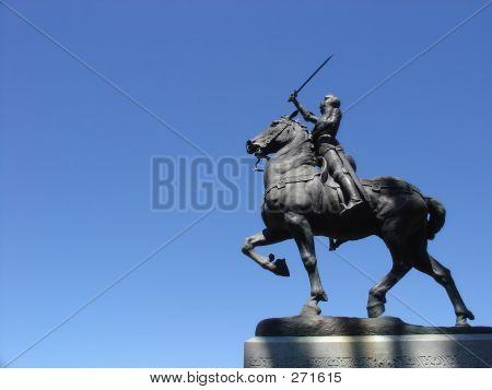 Estatua de la victoria