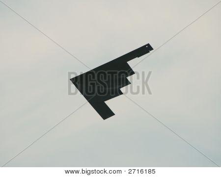 Military Bomber Jet